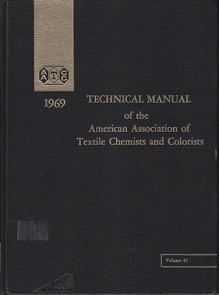 aatcc technical manual of the american association of textile rh abebooks com aatcc technical manual 2013 free download aatcc technical manual 2016 pdf