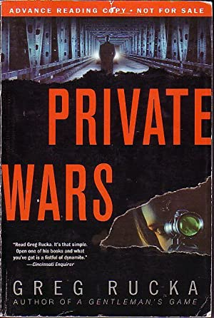 Private Wars - A Queen and Country Novel: Rucka, Greg
