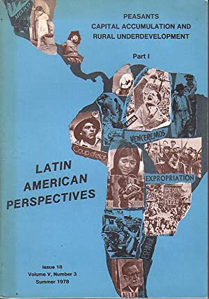 Latin American Perspectives - A Journal on Capitalism and Socialism - Parts I, II & III - 3 Volumes