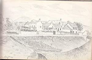 Nineteenth Century Sketchbook of Original Pencil Drawings of Scottish Scenes