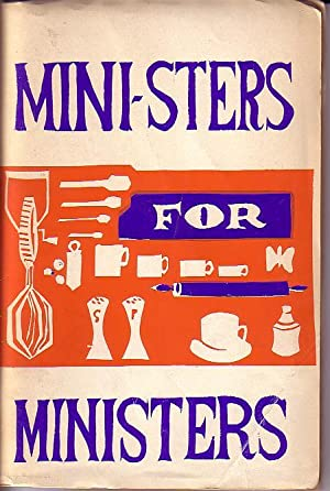 Mini-Sters For Ministers - Cookbook