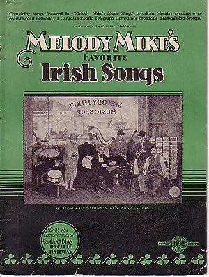 Melody Mike's Favorite Irish Songs - No.