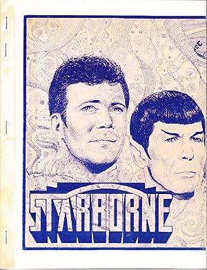 Starborne - SIGNED [Star Trek Fanzine - Male/Male Adult Erotica]: Verina III, Michael / Various