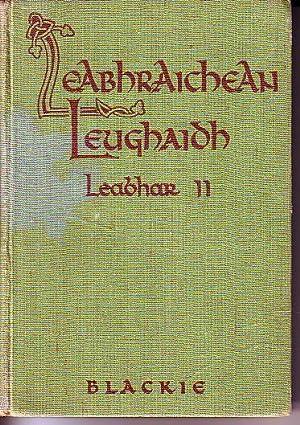 Leabhraichean Leughaidh - Leabhar II Air A Dheascahadh: MacFhionghuin, Lachlann