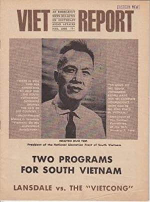 Viet Report - An Emergency Bulletin on Southeast Asian Affairs. Feb. 1966