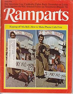 Ramparts Vol. 9, No. 2 August 1970