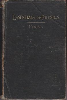 Essentials of Physics for College Students: Hering, Daniel W.