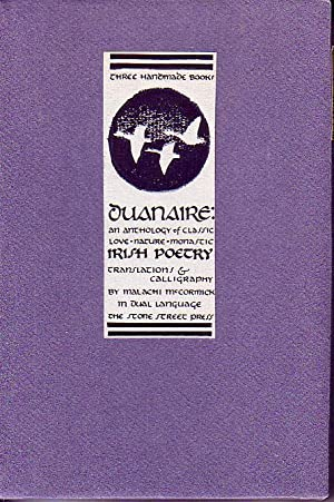 Duanaire - An Anthology of Irish Poetry / The Love of the Irish Women / Old Irish Monastic Prayer...