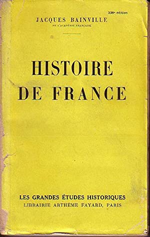 Histoire De France - ASSOCIATION COPY