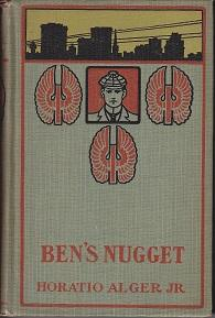 Ben's Nugget; or, A Boy's Search for Fortune. A Story of the Pacific Coast - The Pacific ...