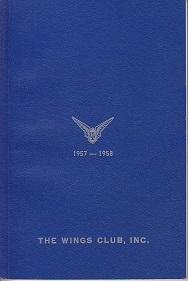 The Wings Club, Inc. Yearbook 1957-1958