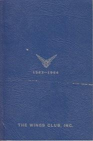 The Wings Club, Inc. Yearbook 1963-1964