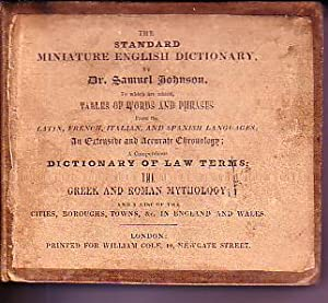 The Standard Miniature English Dictionary.