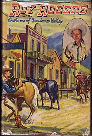 Roy Rogers and the Outlaws of Sundown: Miller, Snowden