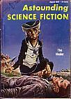 Astounding Science Fiction, August 1956, Volume LVII, Number 6
