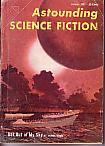 Astounding Science Fiction, January 1957, Volume LVIII, Number 3
