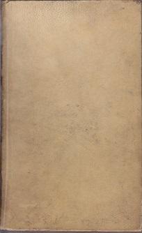 TWO BOOK IN ONE VOLUME. Della Civile Giurisdizione Ed Influenza Sul Governo Temporale Esercitata Da...