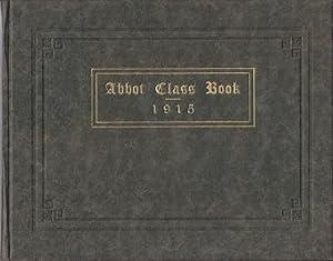 Abbot Academy Class Book - Nineteen Hundred and Fifteen [GIRLS SCHOOL]