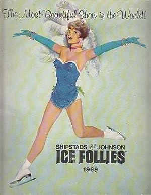 Shipstads & Johnson Ice Follies 1969 Souvenir