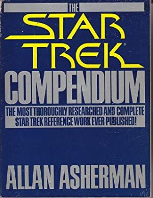 The Star Trek Compendium [SIGNED COPY]