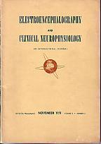 Electroencephalography and Clinical Neurophysiology - An International Journal - November 1951, V...