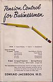 Tension Control for Businessmen: Jacobson, Edmund