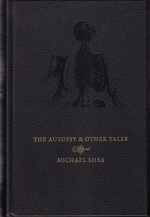 The Autopsy and Other Tales [SCARCE, Signed, Limited Edition]