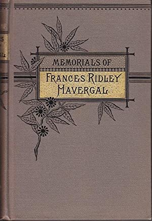 Memorials of Frances Ridley Havergal