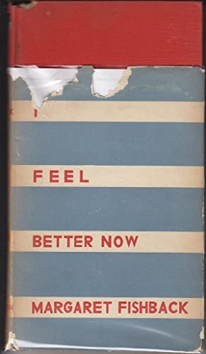 I Feel Better Now, Verses [SIGNED, 1st Ed.]