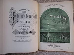 A Pictorial Bibliography of The First Editions of Stephen C. Foster