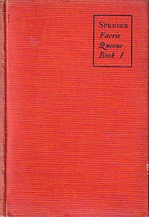 The Faerie Queene Book I: Spenser, Edmund [edited By Winstanley, Lilian]