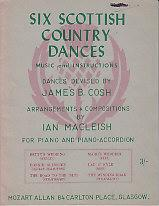 Six Scottish Country Dances: Cosh, James B.