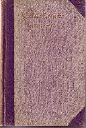 Commercial Violet Culture. A Treatise on the Growing and Marketing of Violets for Profit: Galloway,...