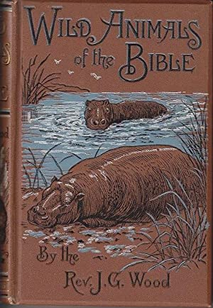 Wild Animals of the Bible From