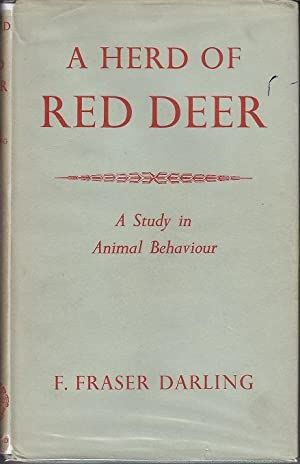 A Herd of Red Deer. A Study in Animal Behaviour