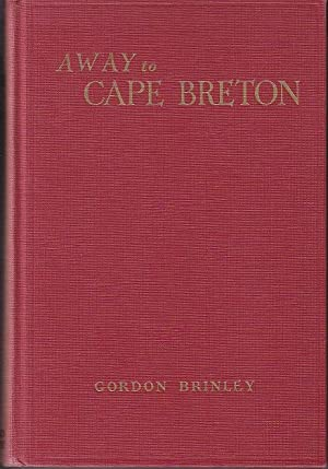 Away to Cape Breton [SIGNED, 1st Edition]