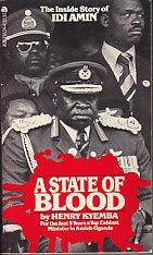 A State of Cold Blood 0 The: Kyemba, Henry