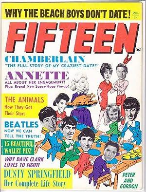 Fifteen Magazine, Dec. 1964: Various