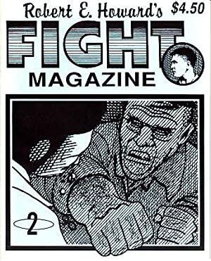 Robert E. Howard's Fight Magazine #2