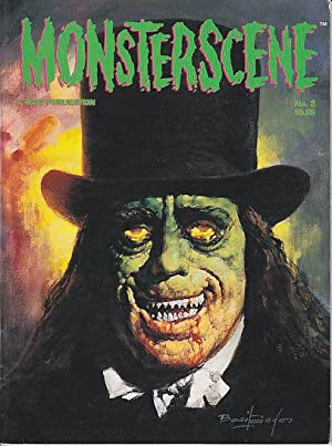 Monsterscene #2, June 1994