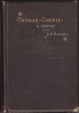 Thomas Corwin - A Sketch