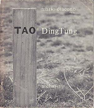 Tao DingTung: Diacono, Mario