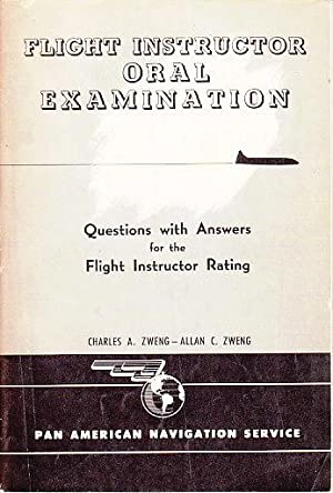 Flight Instructor Oral Examination