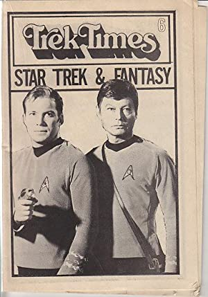 Trek Times, Special Issue # 6 - Star Trek & Fantasy