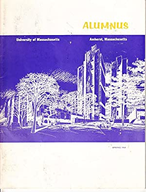 Alumnus - University of Massachusetts, Amherst, MA (2 Issues)