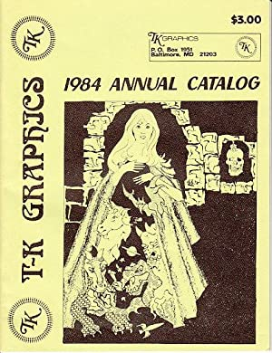 T-K Graphics - 1984 Annual Catalog
