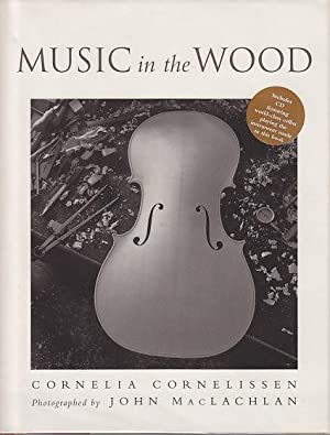 Music in the Wood - Includes the CD. SIGNED COPY