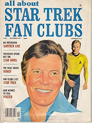All About Star Trek Fan Clubs - December, 1977, Issue Number Six