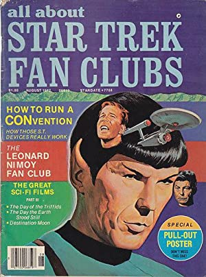 All About Star Trek Fan Clubs - August, 1977, Issue Number Four