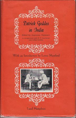 Patrick Geddes in India